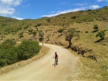 Sitges - Penedes Scenic Road