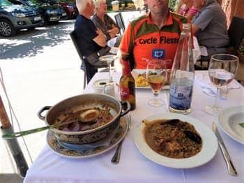Traditional Catalan Rabbit Stew
