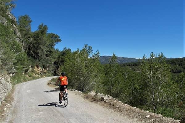 Quiet Roads around Sitges