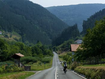 Green Scenery - Basque Country