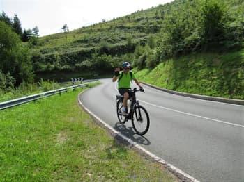 Undulating Terrain - Basque Country
