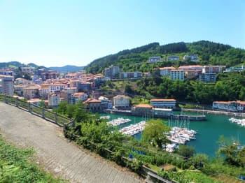 Ondarroa Harbour