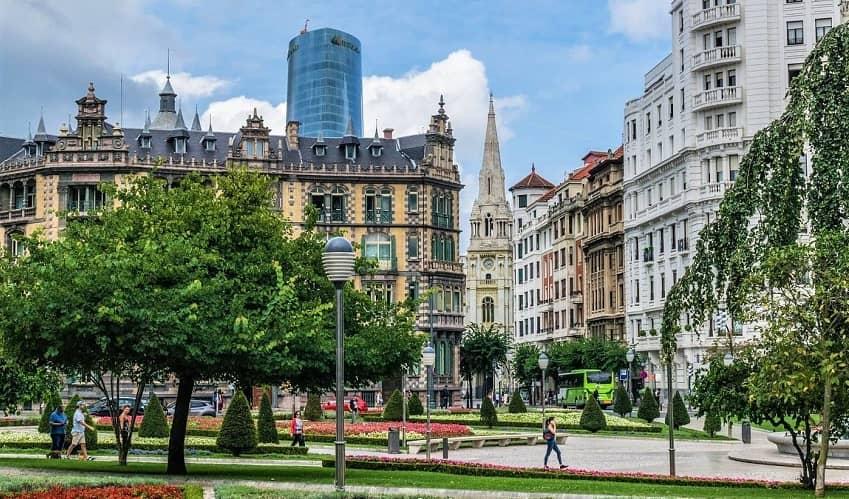 Historic Center Bilbao