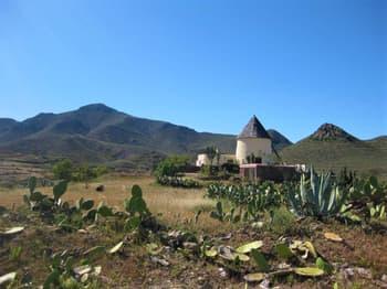 Cabo de Gata Windmills