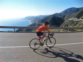 Carboneras Coastal Road