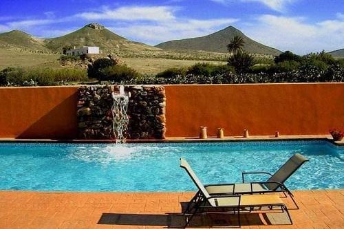 Hotel Naturaleza - Rodalquilar