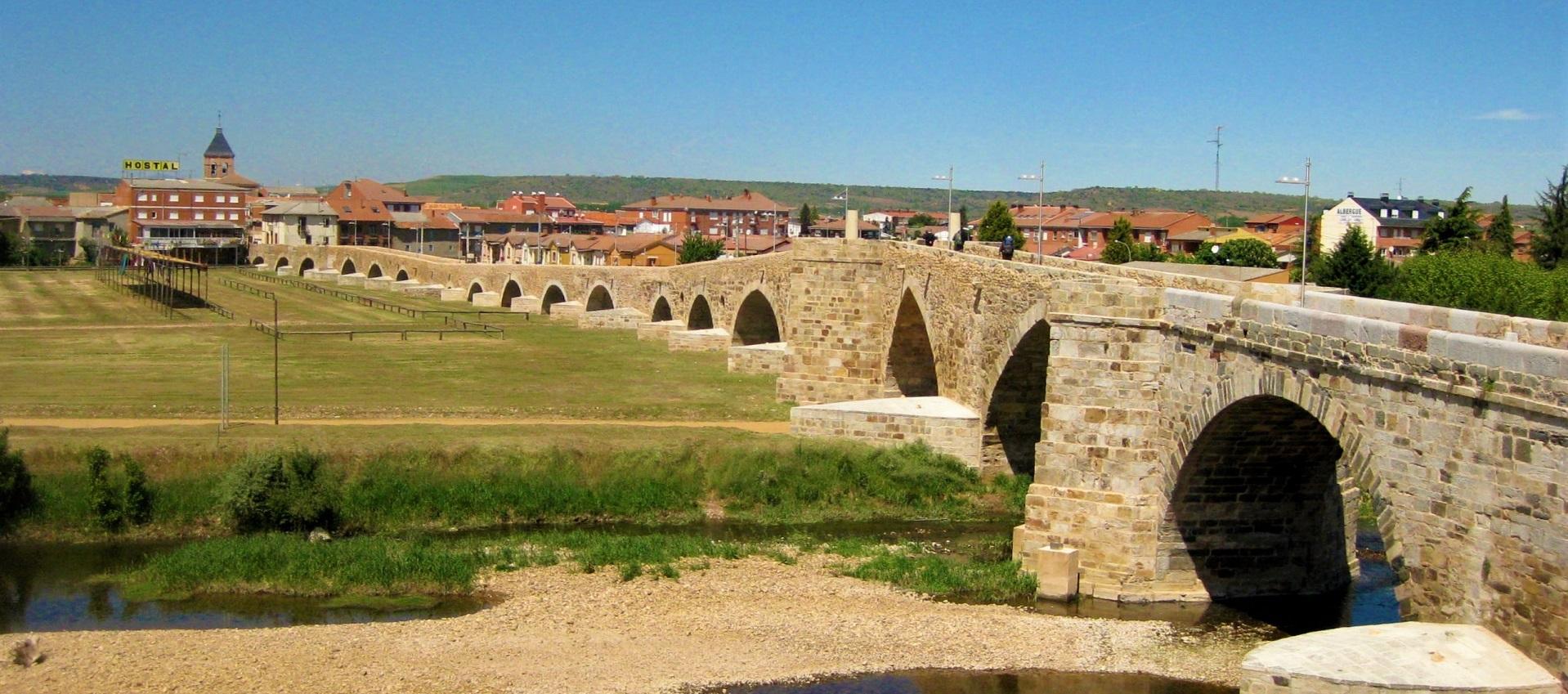 Medieval Bridge, Camino de Santiago