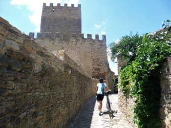 Narrow Streets of Peratallada