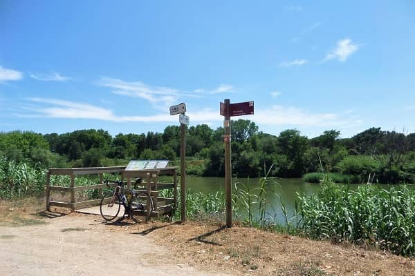 Cycle Route in Catalonia