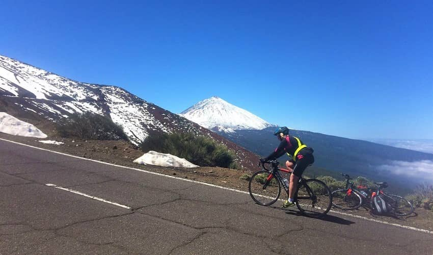 Teide Cycling