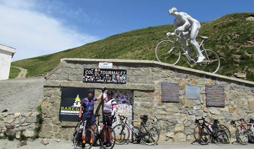 Col du Tourmalet Summit