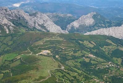 Angliru - The Most Difficult of Climbs