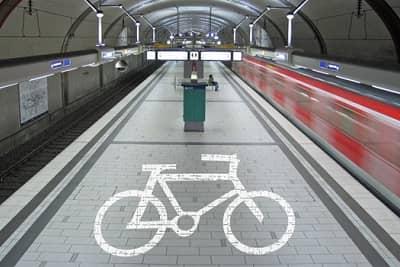 Taking Bikes on Trains