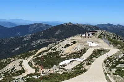 Central Spain Cycling Climbs