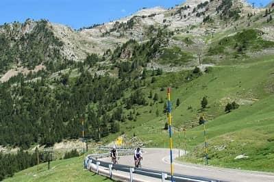 Catalonia Cycling Climbs