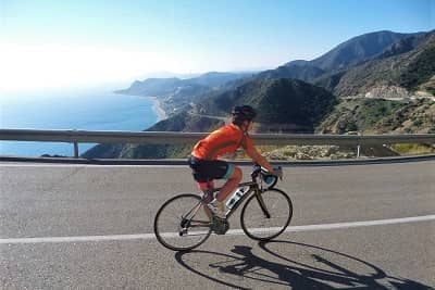 Almeria Winter Cycling