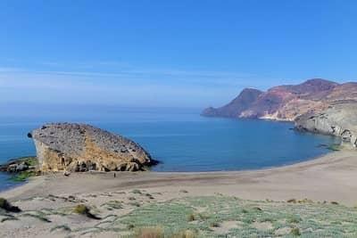 Playa de Monsul - Cabo de Gata