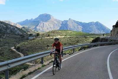 Tarbena - Spain Cycling Climbs