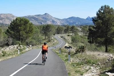 Costa Blanca Cycling Climbs