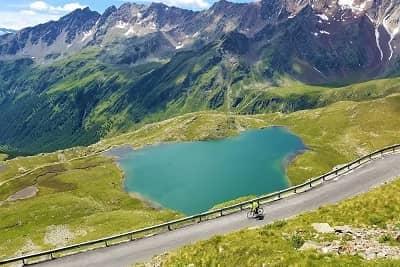 Gavia Pass - Italian Dolomites