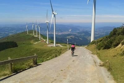 Basque Country Cycling Climbs