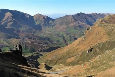 Cantabria Cycling Climbs
