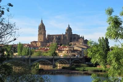 Salamanca Cycling Guide
