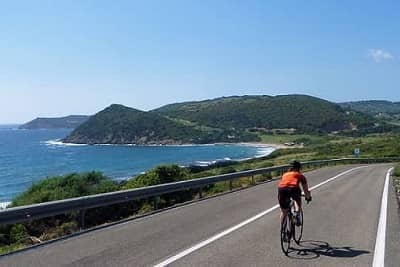 Sardinia Coastline