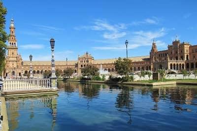 Seville - Plaza Espana