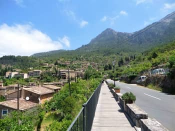 Deia Village