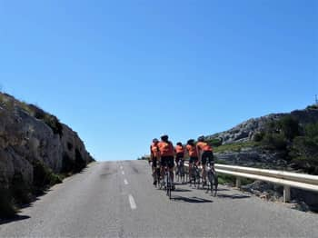Cycling Formentor