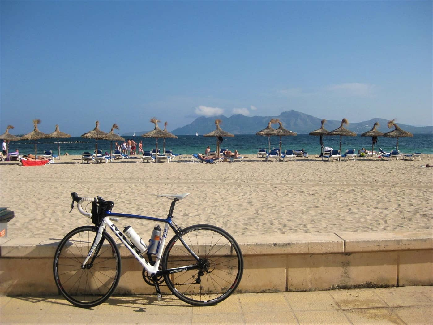 Beach, Port Pollensa
