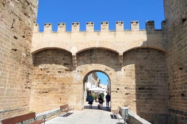 Medieval Gate - Alcudia