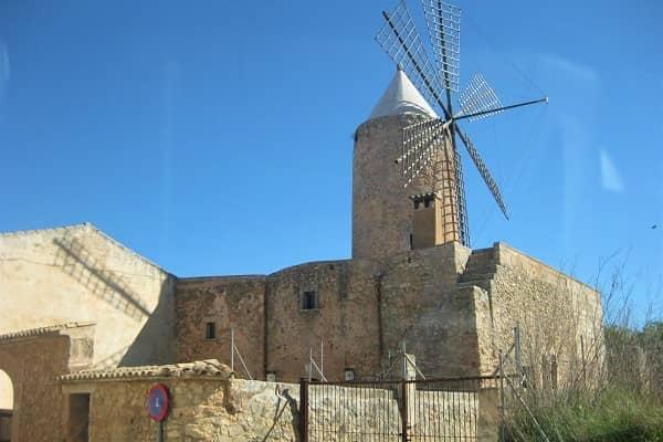 Windmill Mallorca
