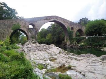 Medieval Bridge - Cangas de Onís