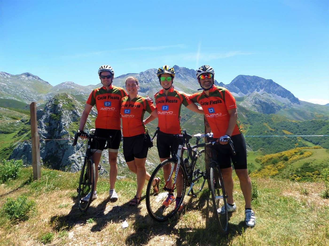 Vuelta Climbs