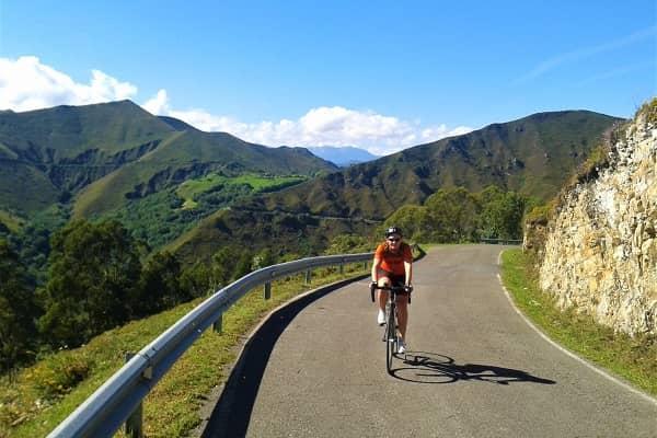 Vibrant Green Scenery of the Picos de Europa