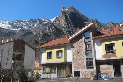 Hotel  Castillo de Alba