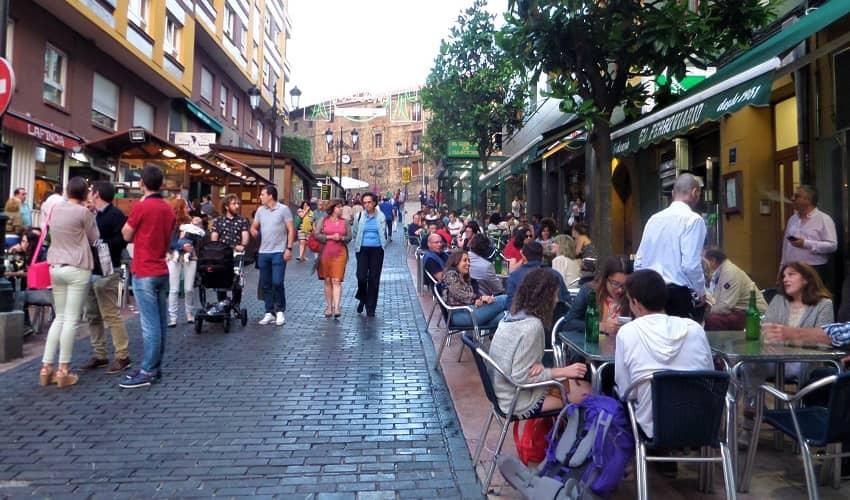 Gascona Street - Oviedo