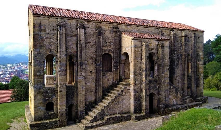 Santa Maria de Naranco Church