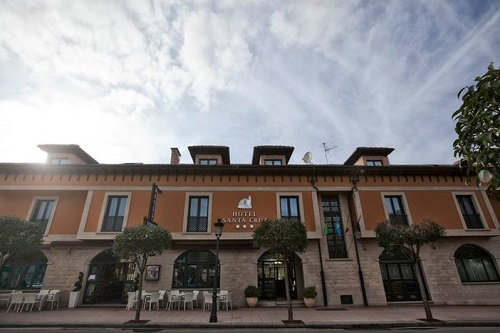 Hotel Santa Cruz - Cangas