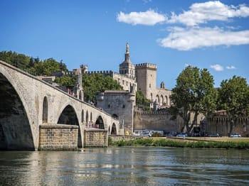 Avignon - River Rhone
