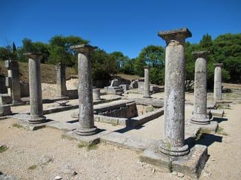 Ancient Glanum - Greek House