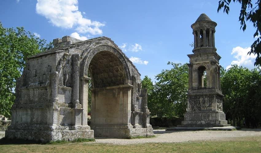 Glanum Monuments