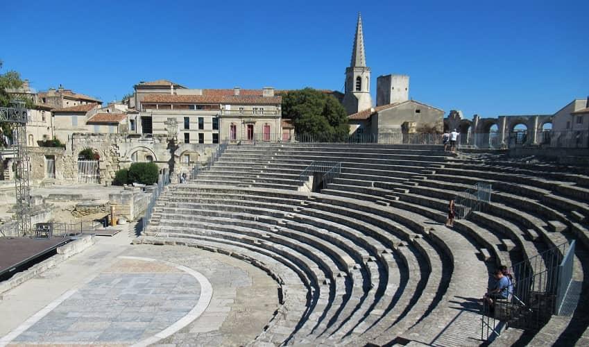 Arles - Roman Theatre