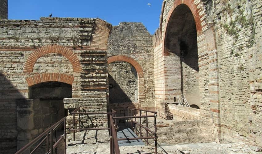 Baths of Constantine - Arles