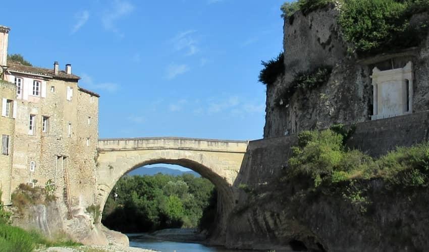 Roman Bridge - Vaison