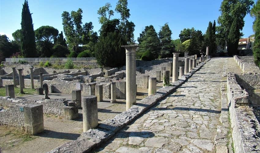 Roman Bridge, Vaison