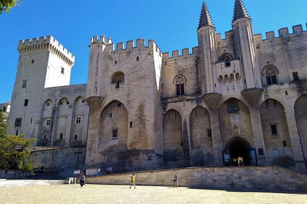 Palace of the Popes - Avignon