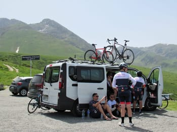 Support Vehicle - Pyrenees